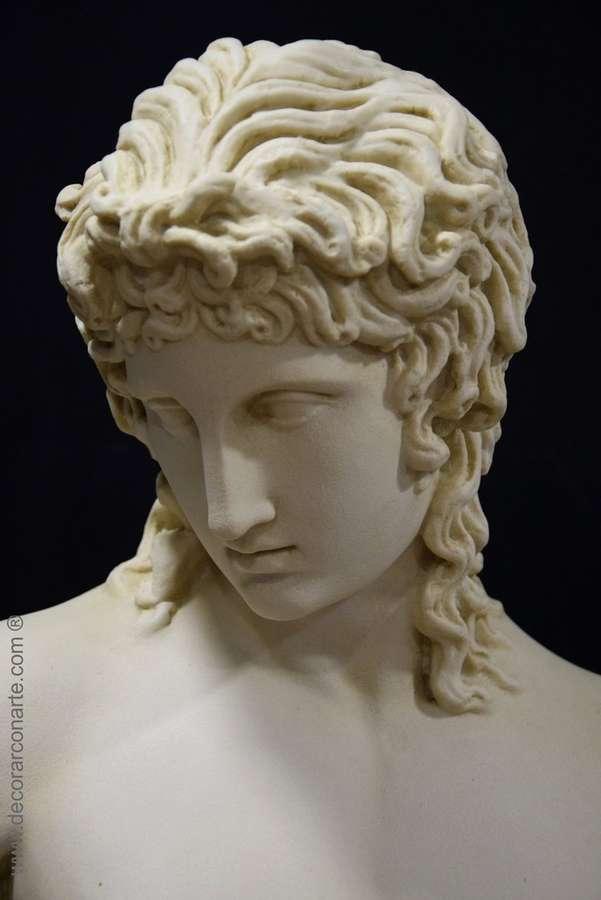 Escultura eros centocelle 105x48cm venta de decoraci n Esculturas decoracion