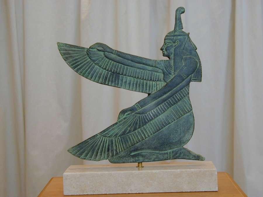маат богиня фото сильных отличий процессе