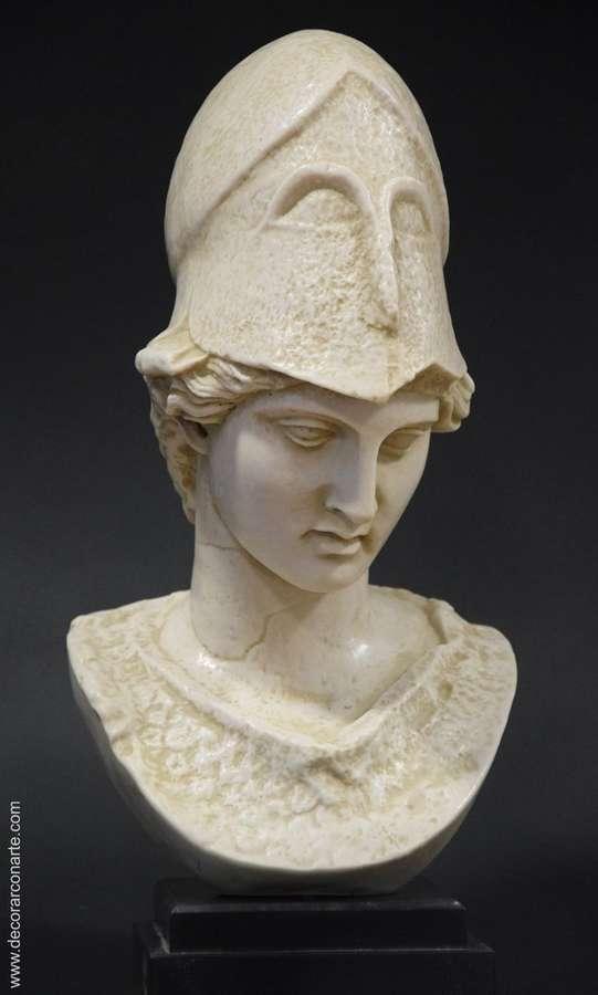 Busto Di Atena Alt 45 Cm Repliche Neoclassica