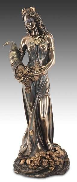 Thesis la diosa fortuna