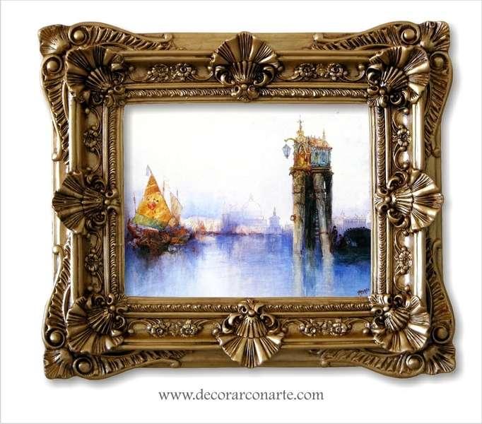 Cuadro Venecia II\