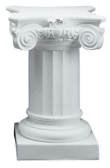 vente des colonnes et des figures de pl tre sculptures et des socles de d coration et d 39 tudes. Black Bedroom Furniture Sets. Home Design Ideas