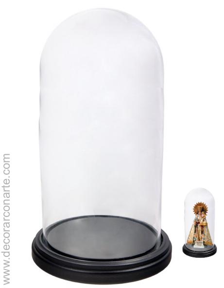 Campana de cristal altura 40cm venta de bases - Campana de cristal ikea ...