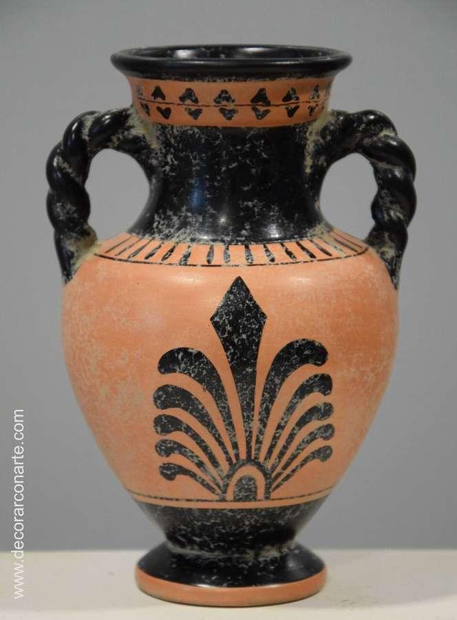 Pelega oder pelike griechische keramik hoch 14cm gef e for Materiales para ceramica artesanal