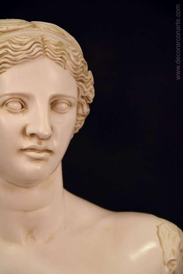 bust of venus de milo 50 cm figures decoration. Black Bedroom Furniture Sets. Home Design Ideas