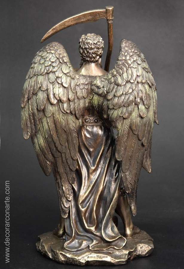 Chronos God Of Time 27cm Resin Figures