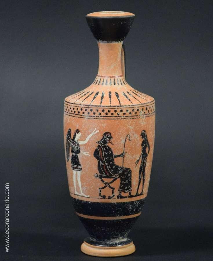 Greek and etruscan vases sale of arts replicas lekythos greek ceramic 22cm floridaeventfo Gallery