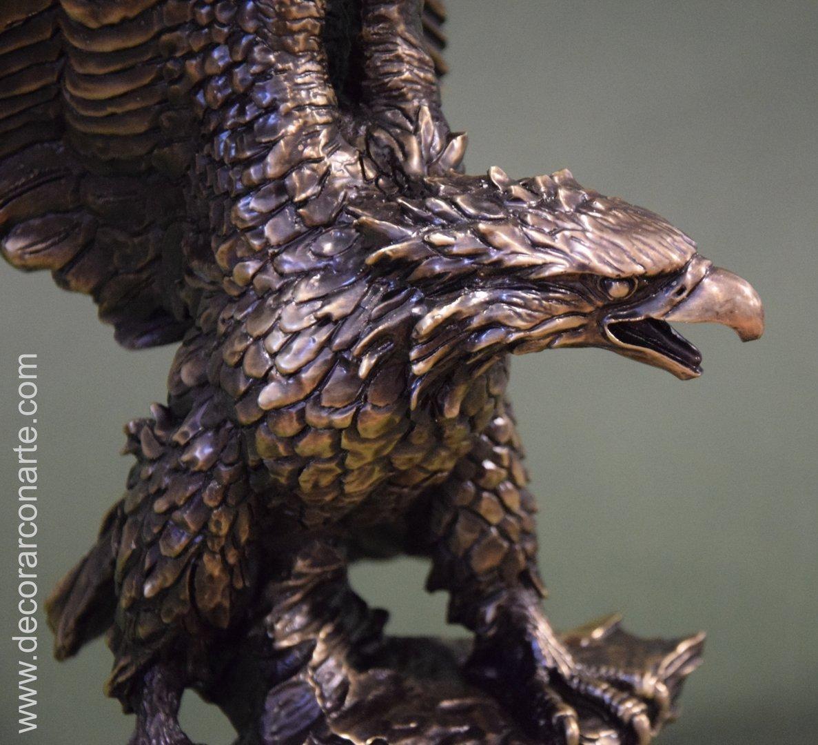 La imagen tiene un atributo ALT vacío; su nombre de archivo es Aguila-bronce-RE251P-e.jpg