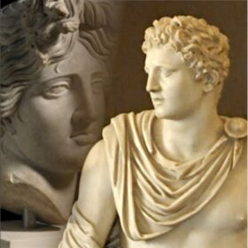 Grandes statues classiques
