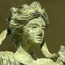 Bronze figures. Rome, Iberian...