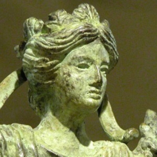 Statuettes en bronze. Rome, ibérique...
