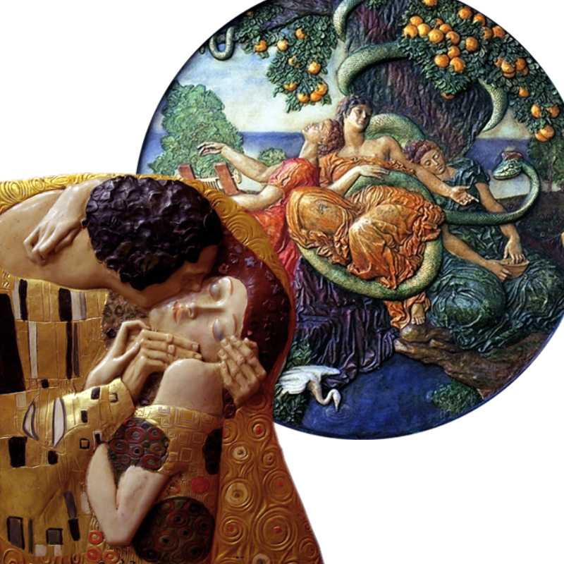 Romanticism and Art Nouveau