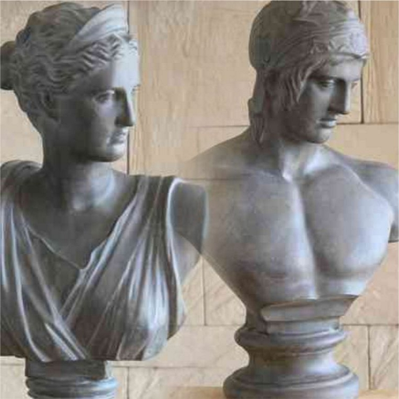 Varied Busts