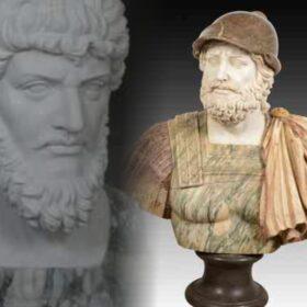 Esculturas talladas en Mármol