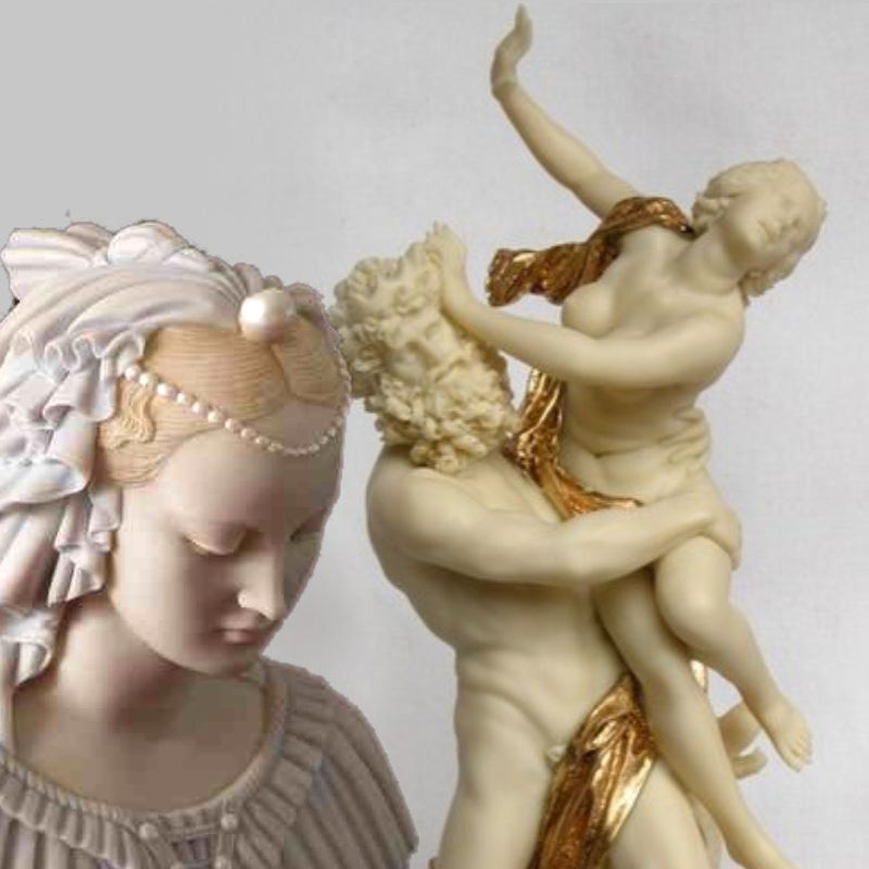 Renaissance and Baroque Statues