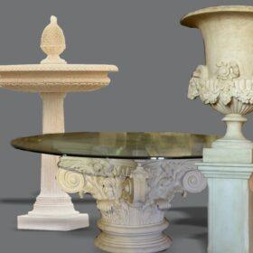 Furniture & Decoration for inside & outside