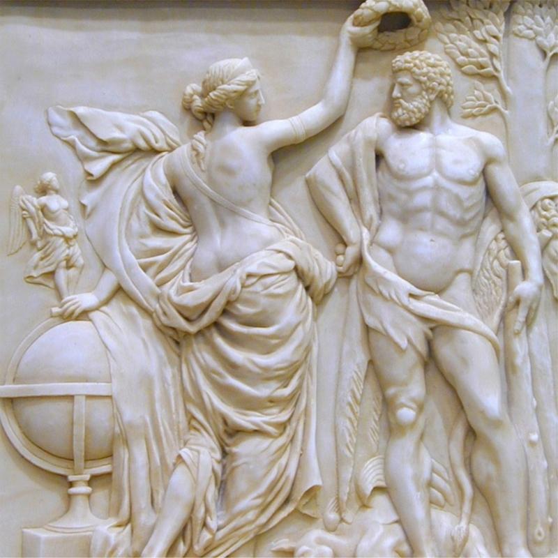 Petites reliefs classiques. Grèce et Rome
