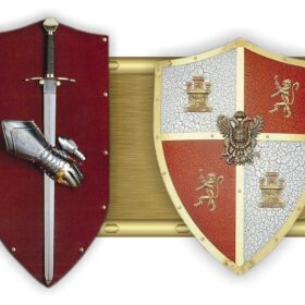 Panoplias - Escudos medievales