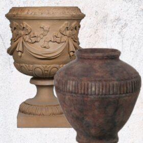 Décoration : Coupes, pots et jardinières