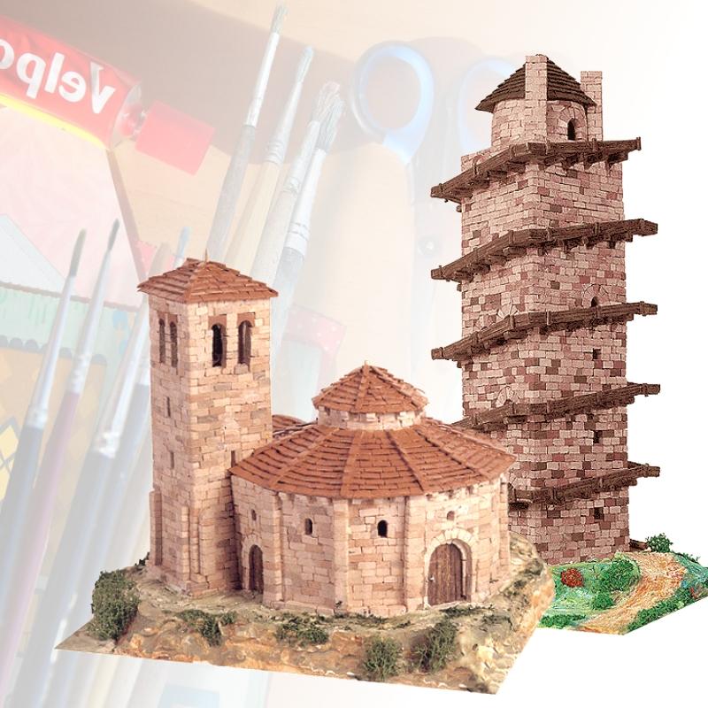 Kits de construction Monuments