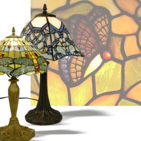 Lámparas Tiffany