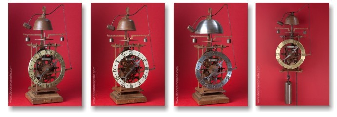 relojes siglo XV