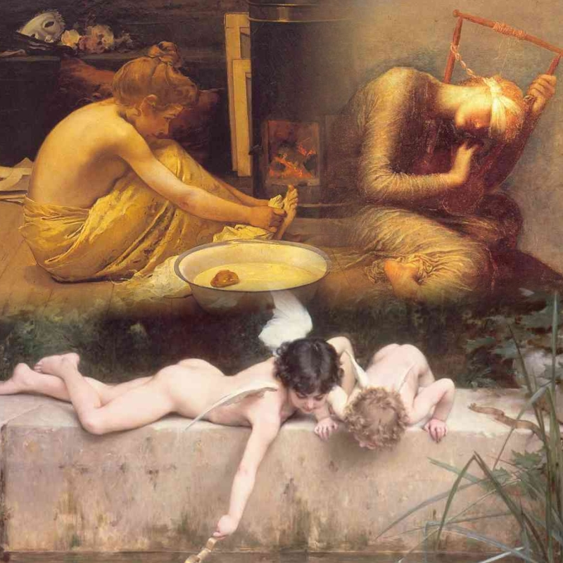 peintures anciennes de divers auteurs