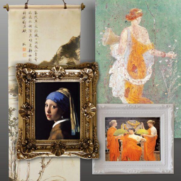 Dipinti, quadri e cornici antiche