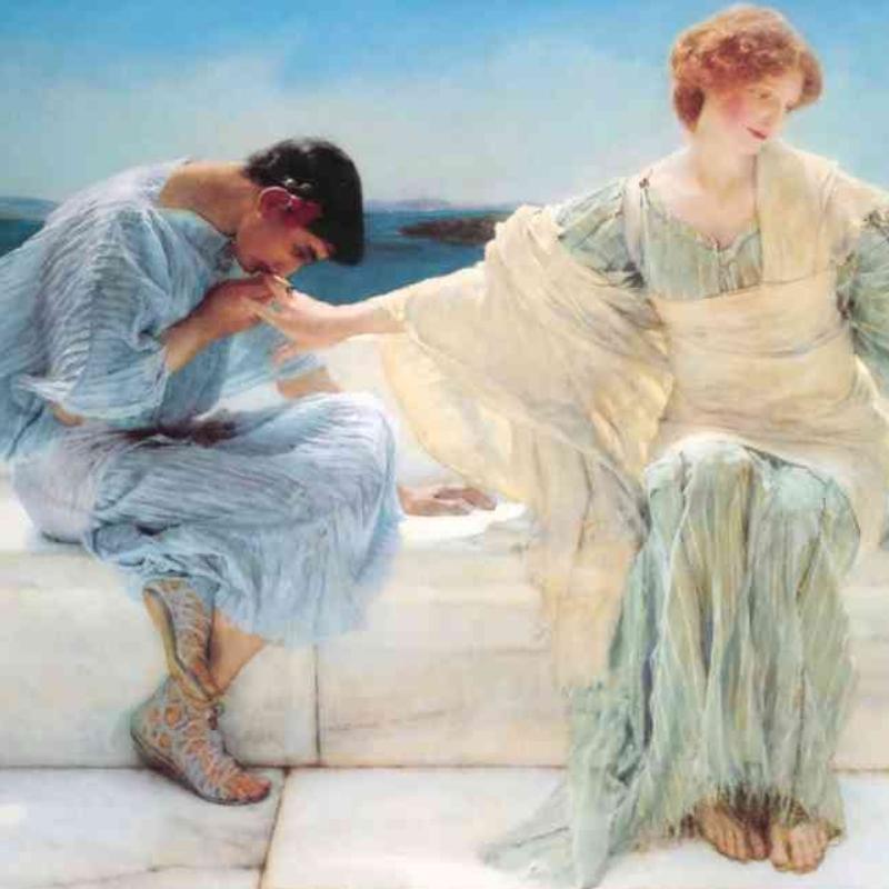 Alma Tadema (1836-1912)