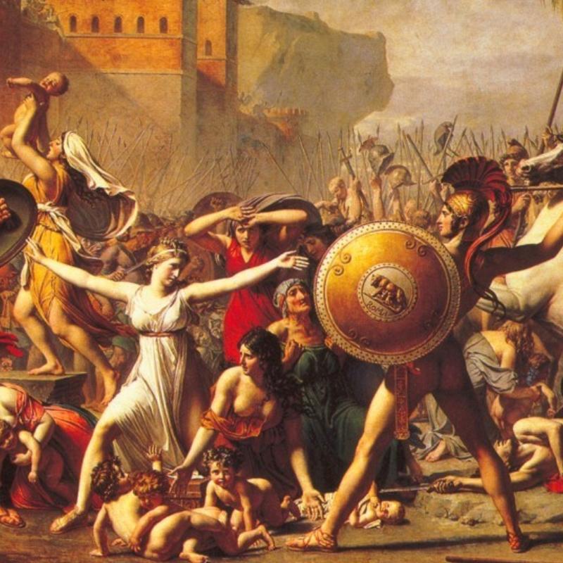 Jaques-Louis David (1748-1825)