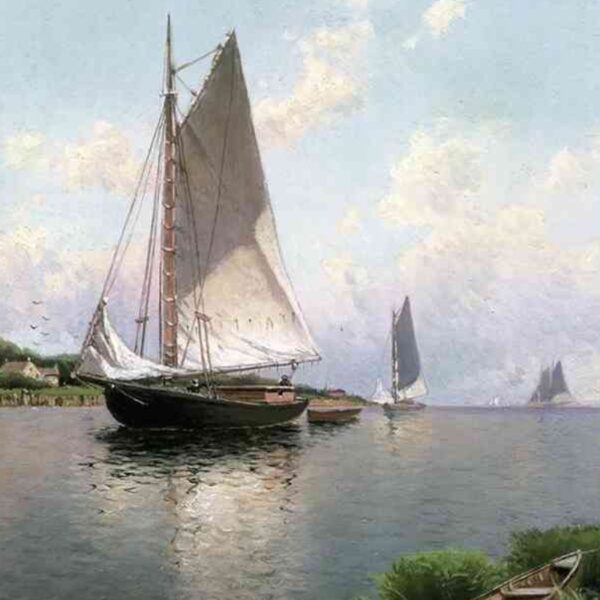 Dipinti di temi marini - riproduzione dei dipinti antichi