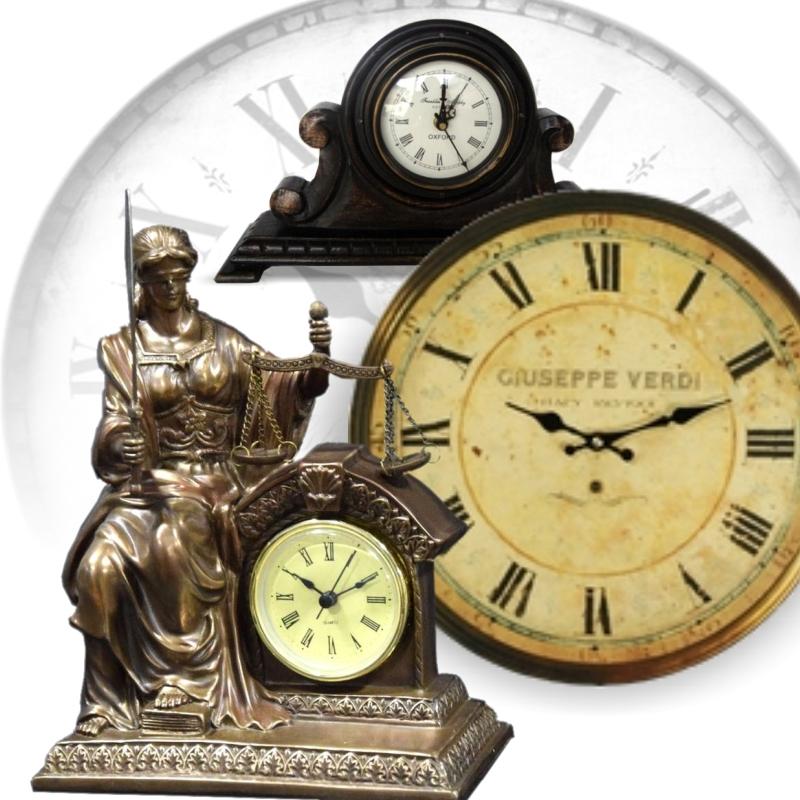 Various clocks