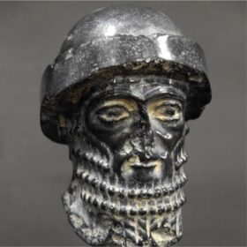 MESOPOTAMIA. Archaeological and museum reproductions.